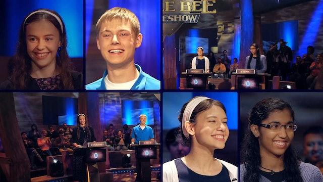 Seniors, Round 2 - Ep. 22 - National Bible Bee Gameshow