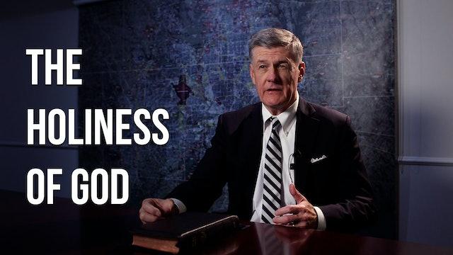 The Holiness of God - Dr. Steven J. Lawson - AG Uncut