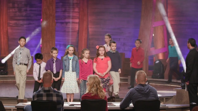 Primary Semi-Finals (Ep. 1) - National Bible Bee Competition 2017