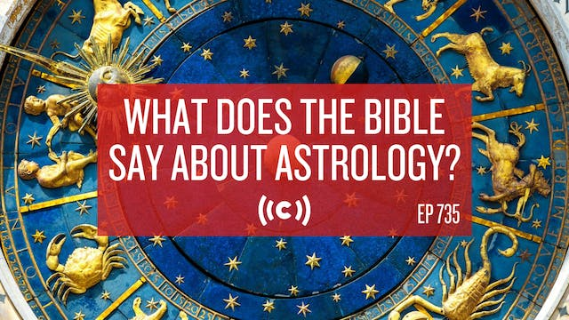 What Does the Bible Say About Astrolo...