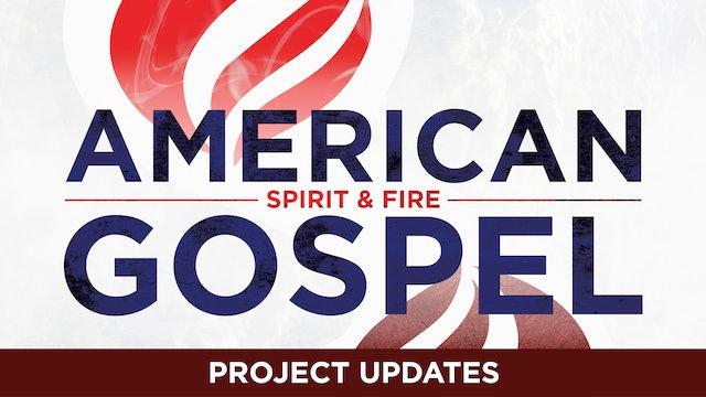 AG3: Spirit & Fire - Project Updates