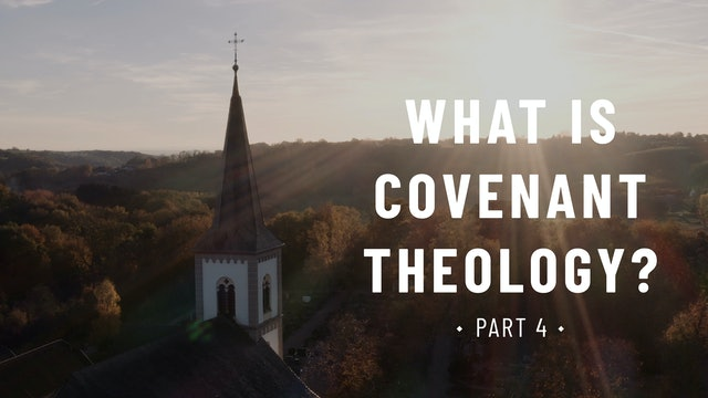 What is Covenant Theology? (Part 4) - AG Rebuild: Emilio Ramos