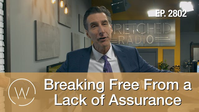 Breaking Free From a Lack of Assuranc...