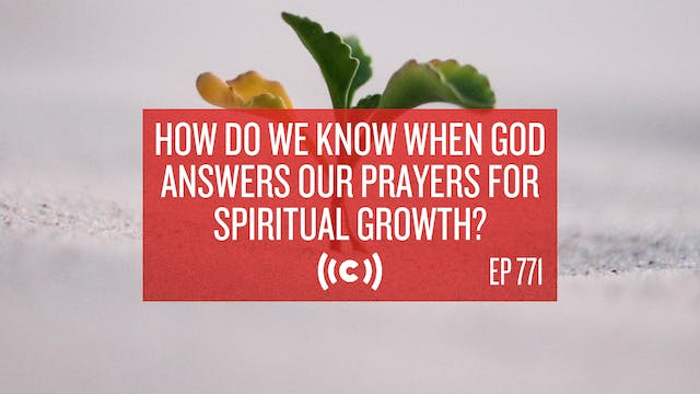How Do We Know When God Answers Our ...