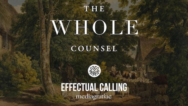 Effectual Calling (Ebenezer Pemberton) - The Whole Counsel