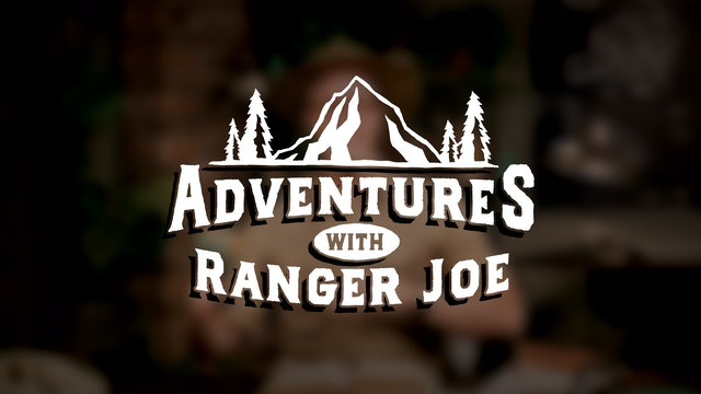 VBS 2020 Day 3 - Adventures with Ranger Joe