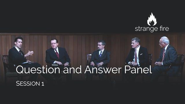 Strange Fire Panel Q&A - Session 1