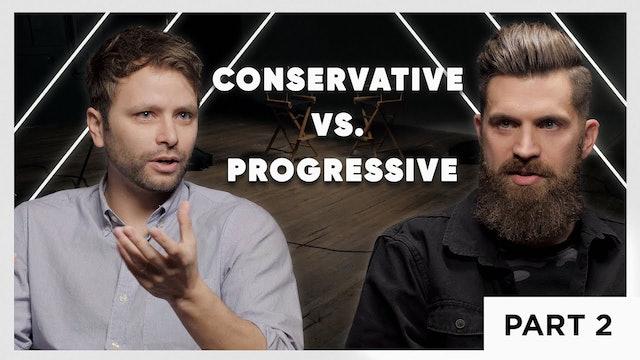 The Bible is Not Homophobic - Progressive vs. Conservative (Part 2)