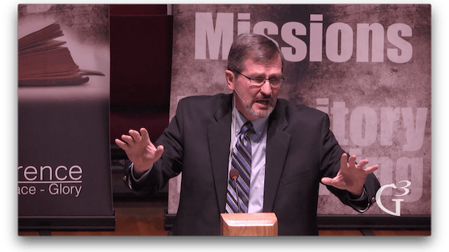 What Really is the Gospel? - Joel Beeke - (G3 2013)