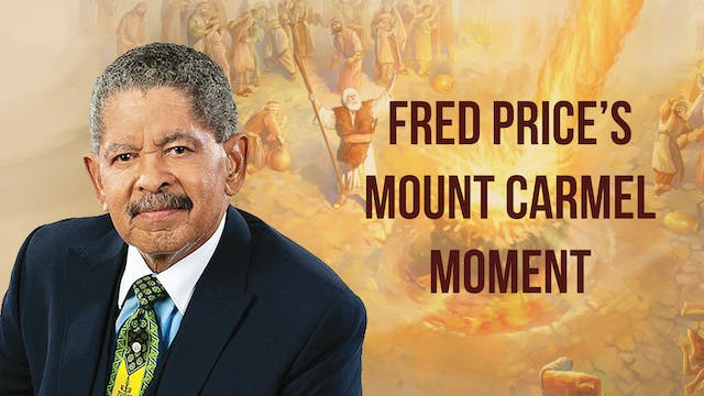 "Fred Price has his ""Mt. Carmel"" Momen..."
