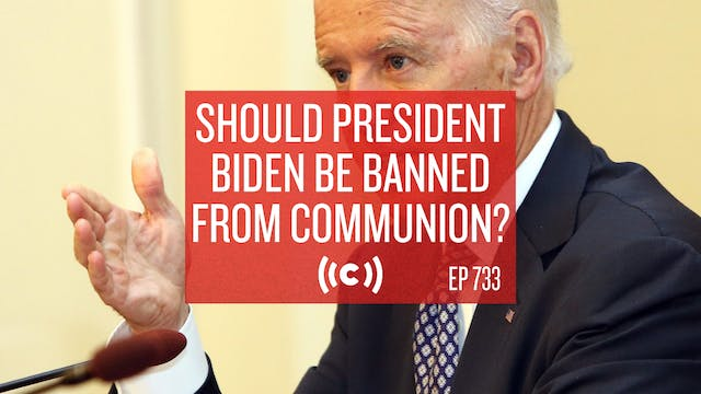 Should President Biden Be Banned from...
