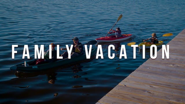 Family Vacation - The Bergers: Voyage...
