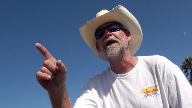 Ray Comfort vs. Cowboy - The Way of the Master: Season 5 - Episode 1
