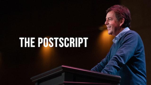 The Postscript - Alistair Begg
