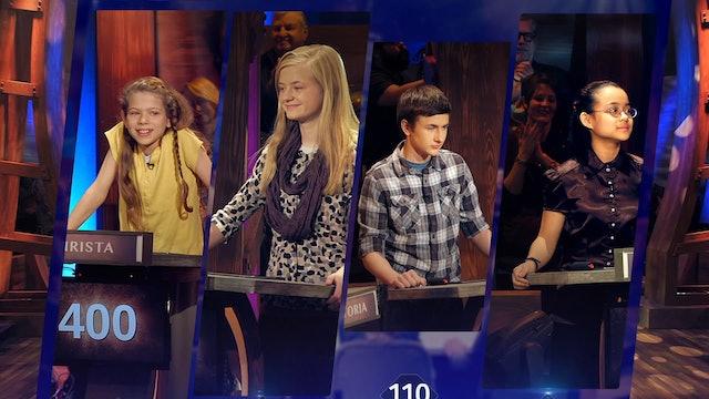 Juniors, Semi-Finals, Round 3 - Ep. 19 - National Bible Bee Gameshow