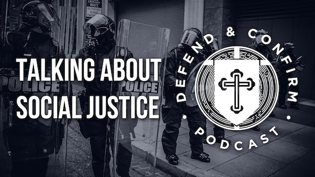 Talking About Social Justice - Defend...