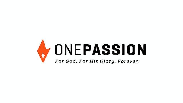 One Passion Ministries - Dr. Steven J. Lawson