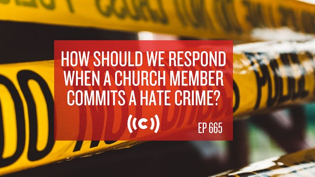 How Should We Respond When a Church M...