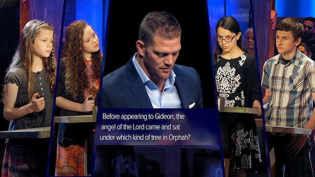 Juniors, 1st Round - Ep. 11 - National Bible Bee Gameshow