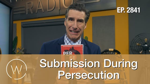 Submission During Persecution - Wretc...