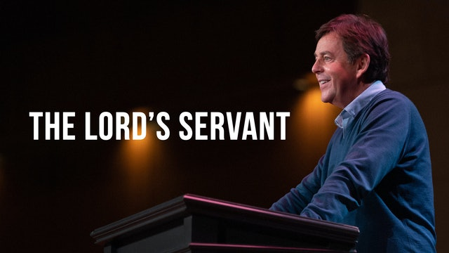 The Lord's Servant - Alistair Begg