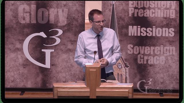 The Radically Ordinary Life of the Christian - Tim Challies (G3 2014)