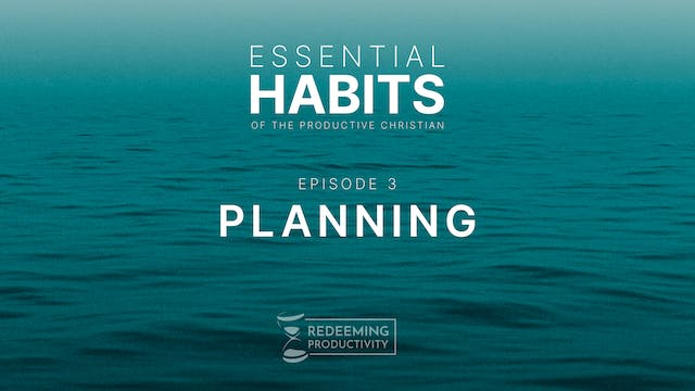 The Habit of Planning - S01.E03 - Red...