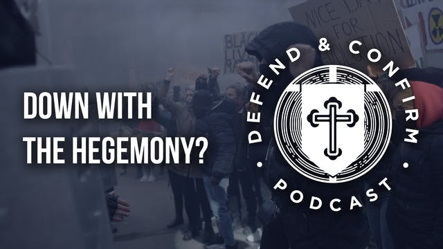 Down with the Hegemony? - Defend and ...