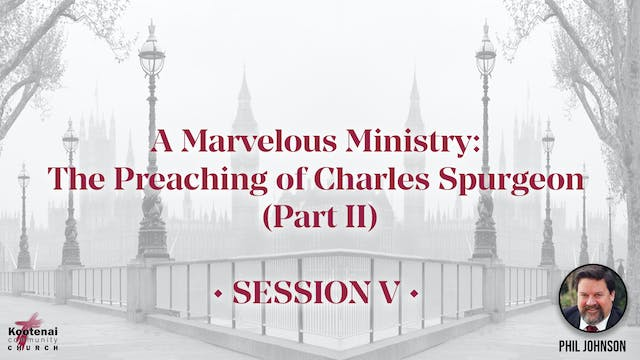 A Marvelous Ministry: The Preaching o...