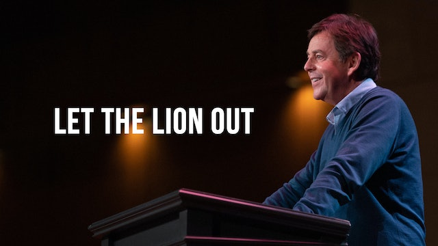 Let the Lion Out - Alistair Begg