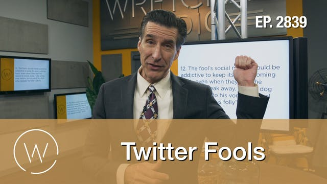 Twitter Fools - Wretched TV
