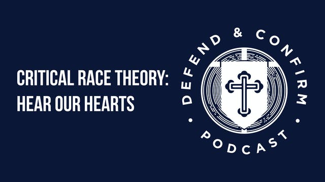 Critical Race Theory: Hear Our Hearts