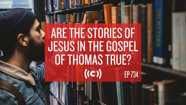 Are the Stories of Jesus in the Gospe...