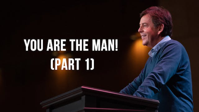 You Are the Man! (Part 1) - Alistair ...
