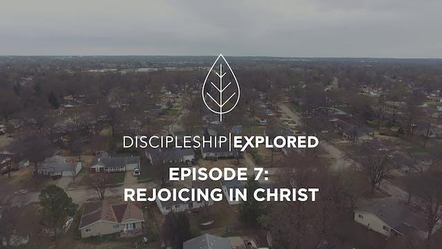 Discipleship Explored Episode 7 - Rej...