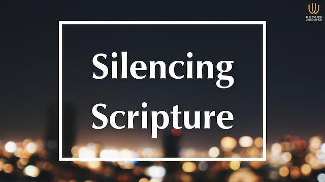 Silencing Scripture - Trending vs. Tr...