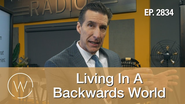 Living In A Backwards World - Wretched TV