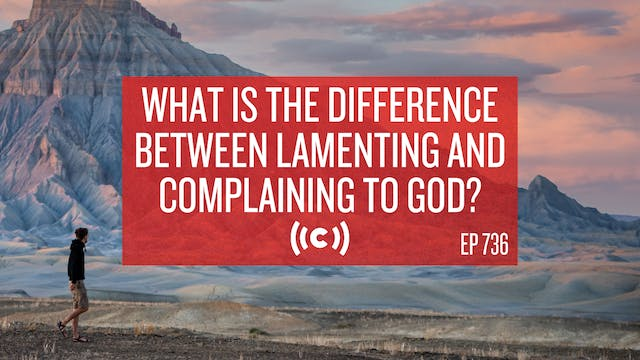What Is the Difference Between Lament...