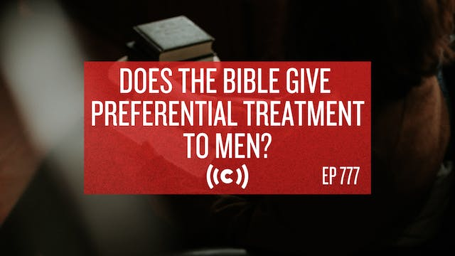 Does the Bible Give Preferential Trea...