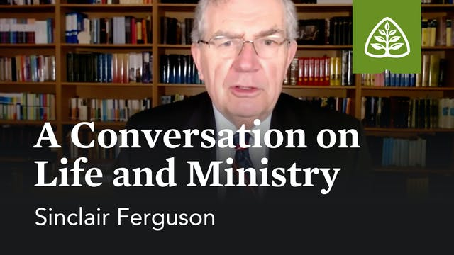 A Conversation on Life and Ministry –...