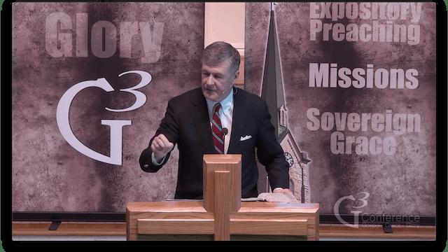 The Church's Call to Biblical Preaching - Dr. Steven J. Lawson (G3 2014)