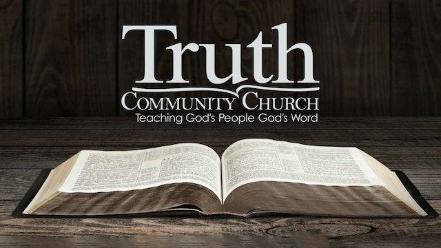 Truth Community Church - Don Green