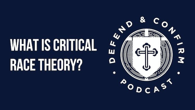 What is Critical Race Theory? - Defen...