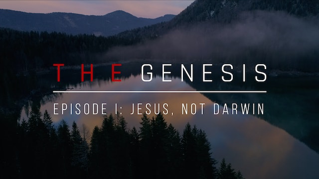 Jesus, Not Darwin - The Genesis (Episode 1) - Emilio Ramos