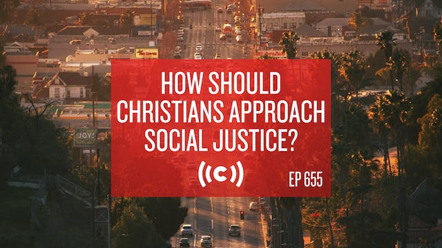 How Should Christians Approach Social...