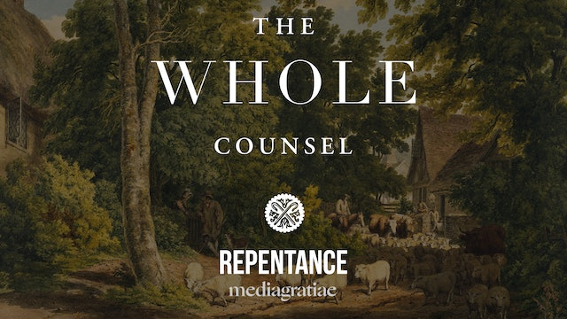 Repentance (Samuel Davies) - The Whole Counsel