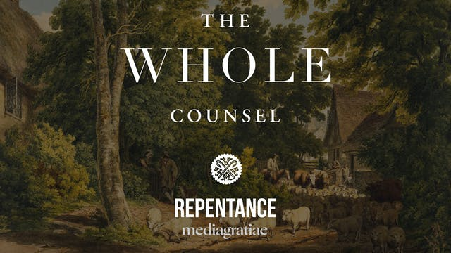 Repentance (Samuel Davies) - The Whol...