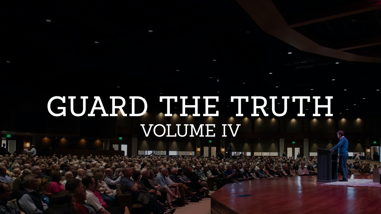 Guard the Truth: Volume 4 - Alistair Begg