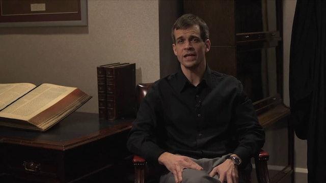 Week 11 - Beholding God: Avoiding the Lies of Pragmatism