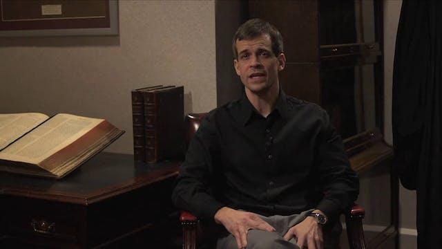 Week 11 - Beholding God: Avoiding the...